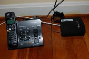 IP telefon alközponti funkciókkal