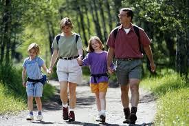 Egészséges család