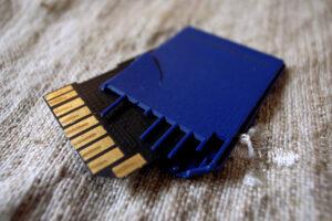 Minőségi memóriakártya