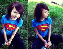 Superman póló lányoknak is