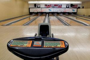 Vértesszőlős bowling
