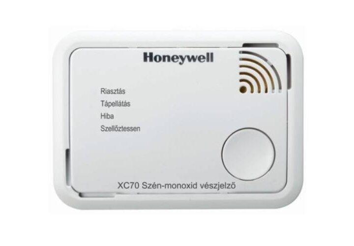 Honeywell XC70 a biztonságos otthonokért