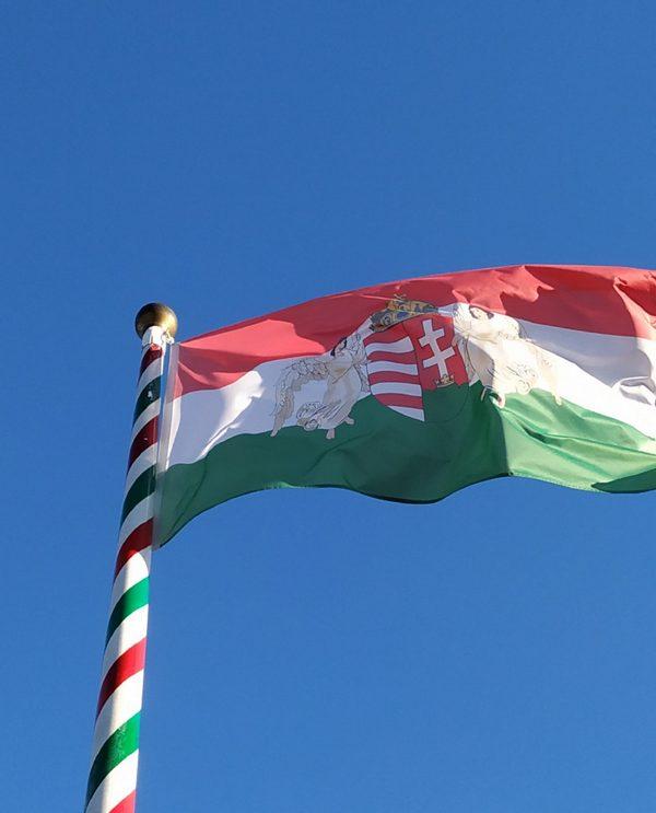 Ilyen a minőségi zászló nyomtatás