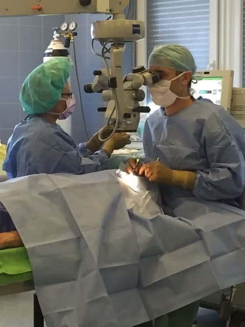 Mire kell vigyázni egy szemműtét után?