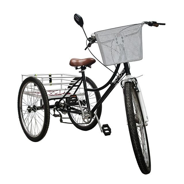 Háromkerekű kerékpár, a közlekedés biztos társa